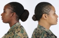 marines locks and twists