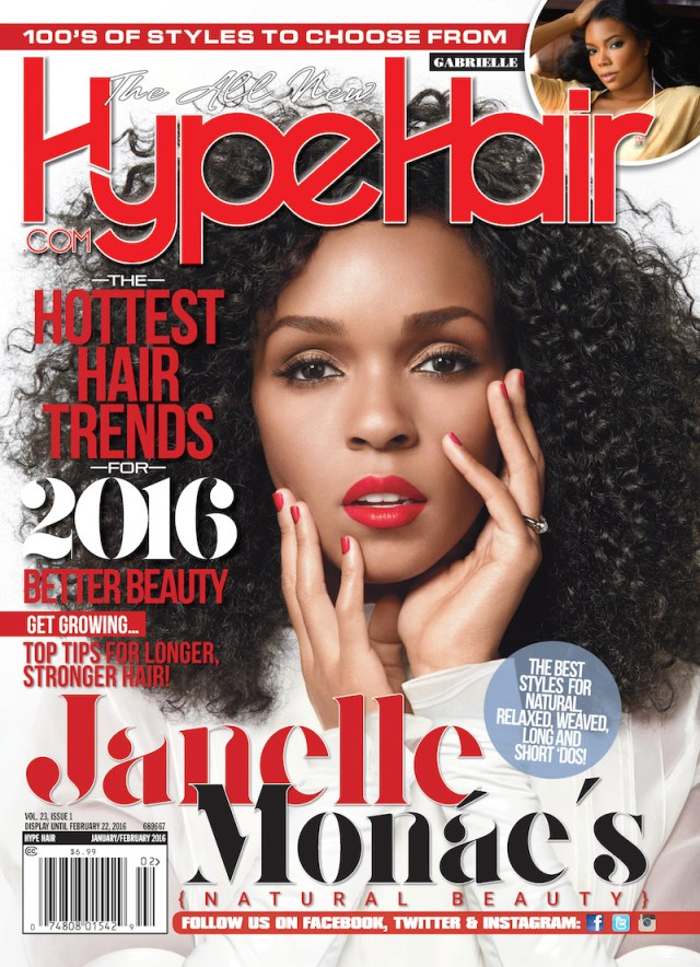 Hype Hair X January/February 2016