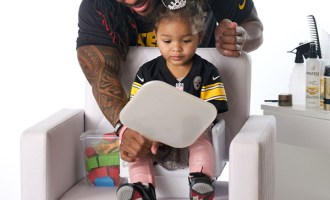 DeAngelo Williams X #DadDo