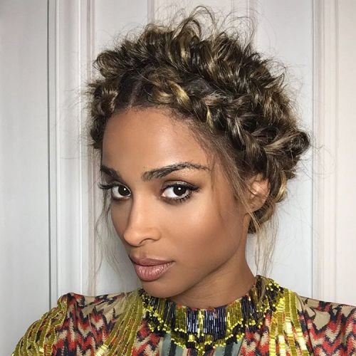 Ciara X Double Crown Braid