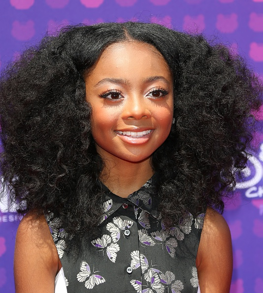 Skai Jackson x 2016 Radio Disney Music Awards