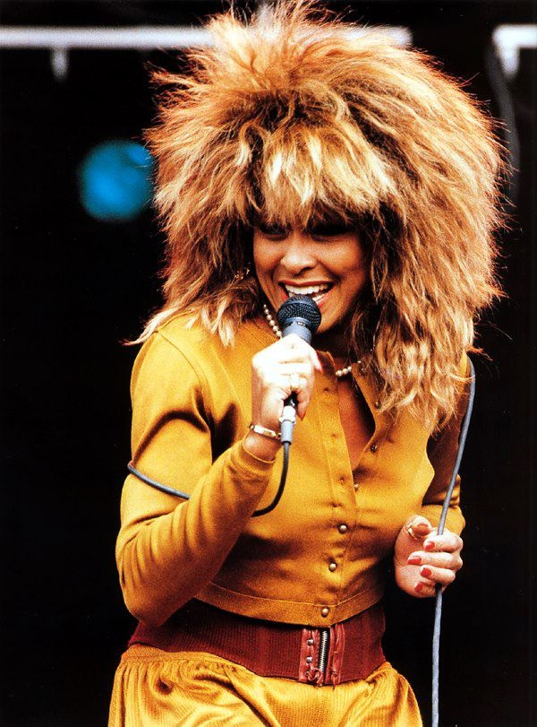 Hair Icon Tina Turners Greatest Hair Hits