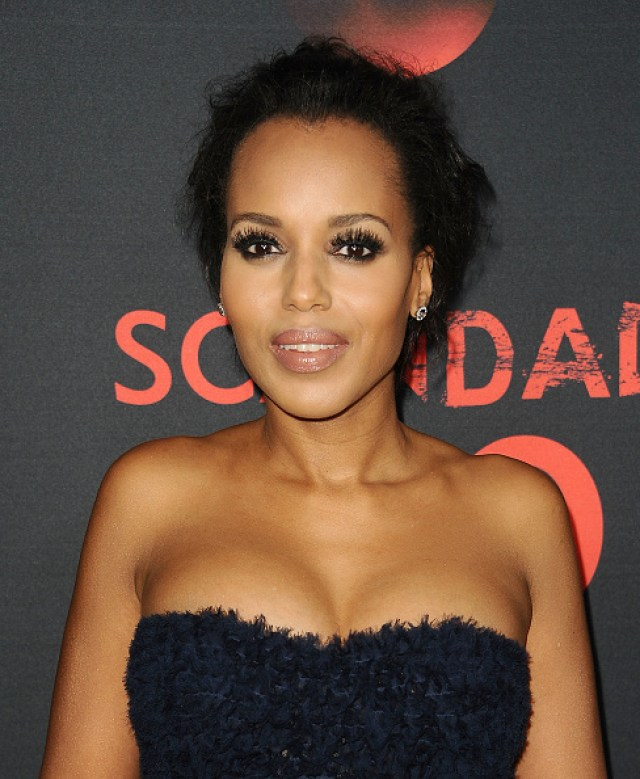 Kerry Washington X Scandal