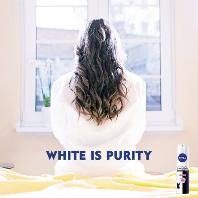 Nivea x White Is Purity