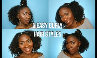 Nia Imani x Curly Hairstyles Tutorial