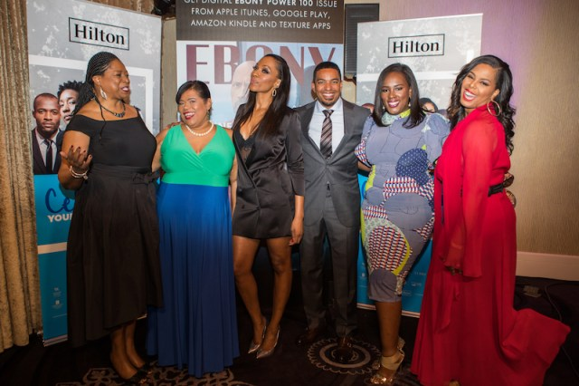 Hilton X Ebony Power 100