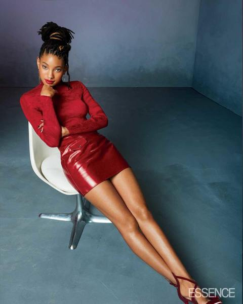 Willow Smith X ESSENCE