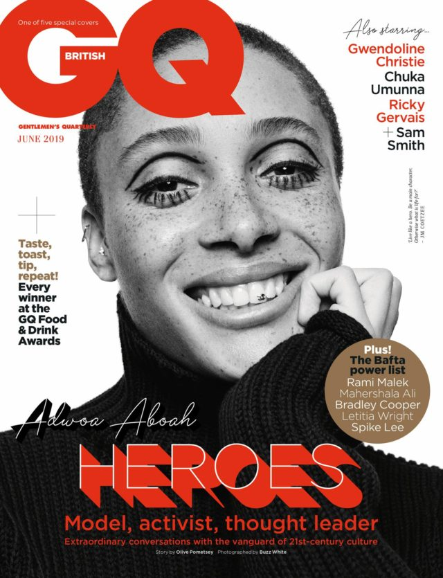 Adwoa Aboah GQ June 2019