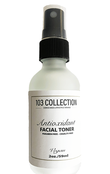 103 Collection Antioxidant Facial Toner