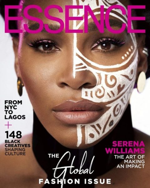 Serena Williams X ESSENCE