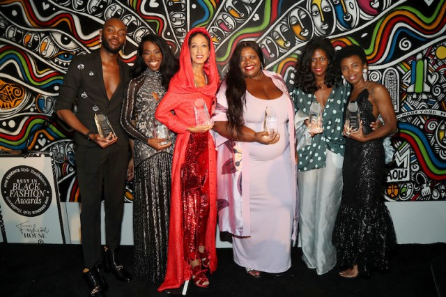 ESSENCE Best In Black Fashion Awards