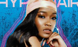 Keke Palmer x Hype Hair October 2019