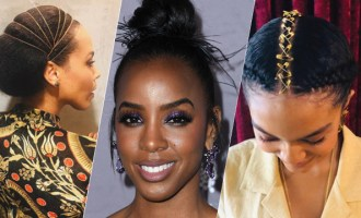 2019 Quick Holiday Hairstyles