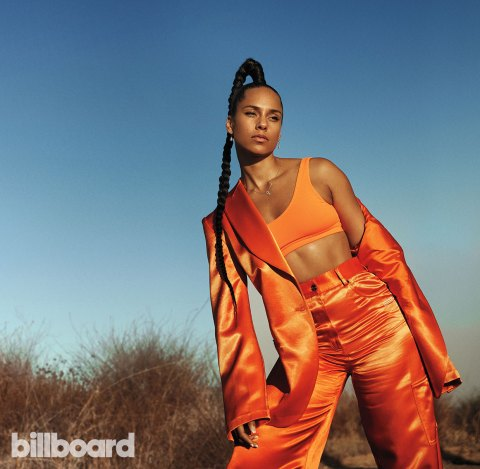 Alicia Keys X Billboard