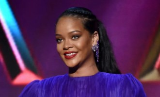 Rihanna X 2020 NAACP Image Awards