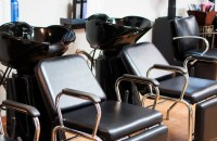 empty salon