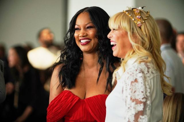 Garcelle Beauvais X Real Housewives of Beverly Hills