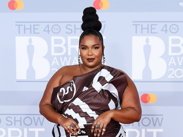 Lizzo X Brit Awards 2020