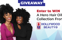Hollywood Beauty X May Giveaway