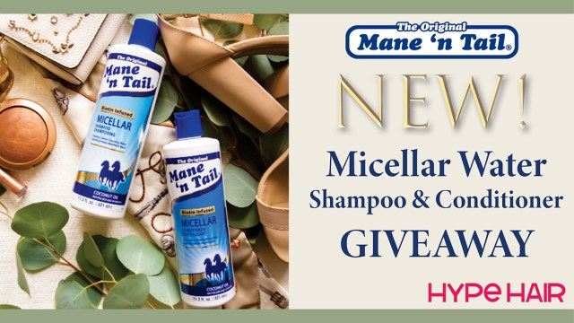 Mane 'n Tail X Hype Hair giveaway