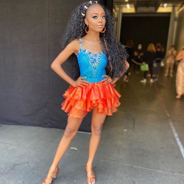 Skai Jackson X Dancing With The Stars
