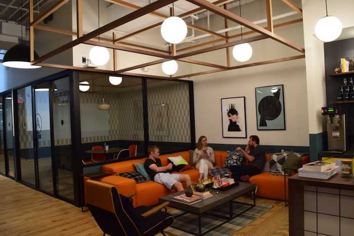 WeWork-Lounging