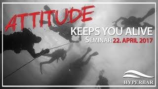 Attitude keeps you alive