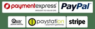 passerelles de paiement e-commerce
