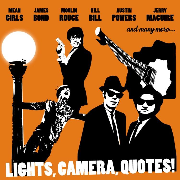 "2018 ""Lights, Camera, Quotes"""