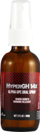 Hypergh 14x oral HGH spray