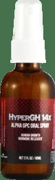 Hypergh 14x oral HGH spray
