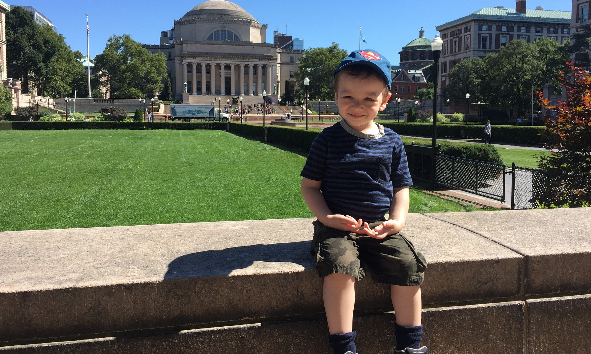 Foundation's Founders Share Son's Story as he Undergoes Second Transplant to Cure Hyper IgM Syndrome