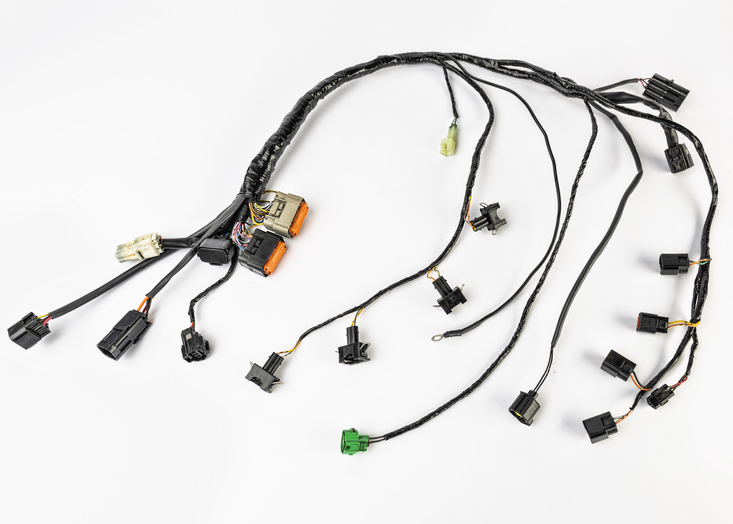Yamaha 750 Wire Harness