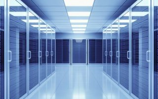 Data Center Racks Photo