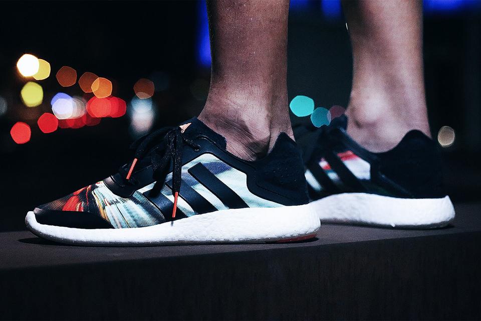 adidas boost city