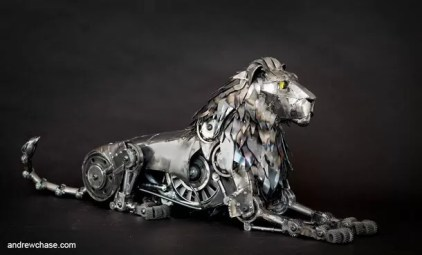 lion_steampunk_sculpture