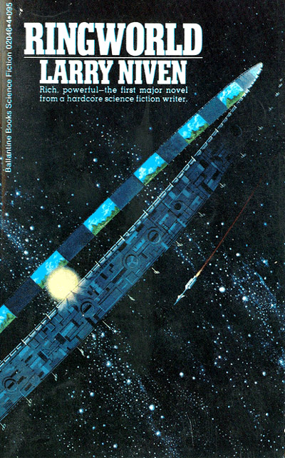 Ringworld Cover