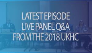Special edition of the hypnosis weekly podcast recorded lin front of a live audience at the 2018 UK Hypnosis Convention, featuring Freddy Jacquin, Jorgen Rasmussen, Kate Beaven-Marks, Fredric Mau and Alberto Dell'Isola.