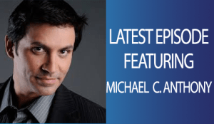 Michael C. Anthony is interviewed and discusses stage hypnosis with Adam Eason on the hypnosis weekly podcast.