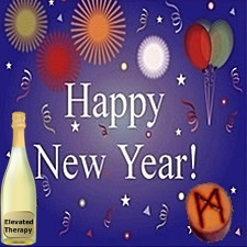 Happy New Year from Elevated Therapy