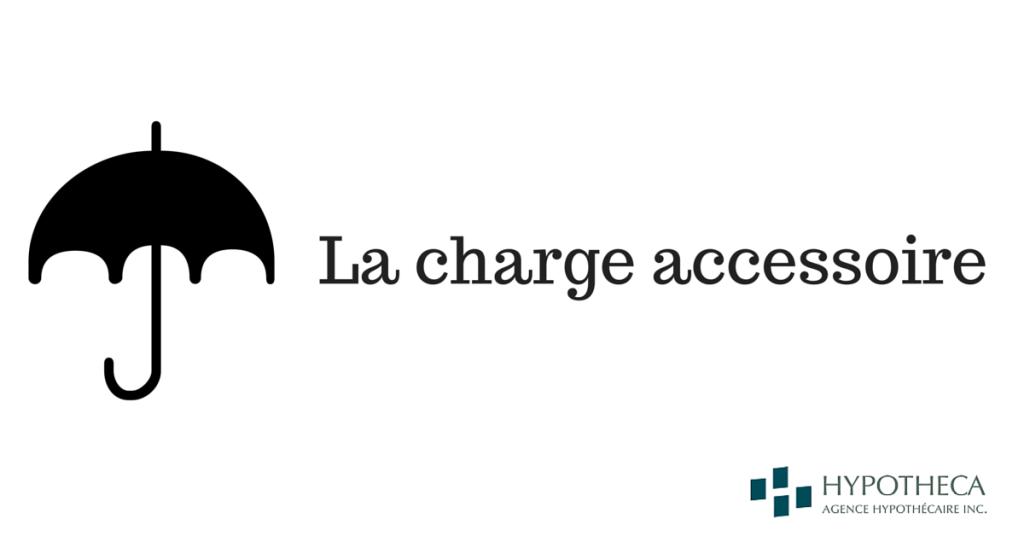 charge accessoire