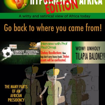 Hypothetical Africa Magazine Issue #2
