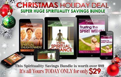 Christmas Holiday Deal - Super Huge Spirituality Savings Bundle