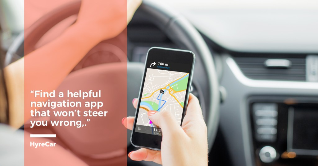 HyreCar - Which Map App Is Best For Uber