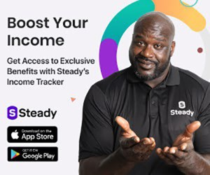 Boost your Income with Steady App