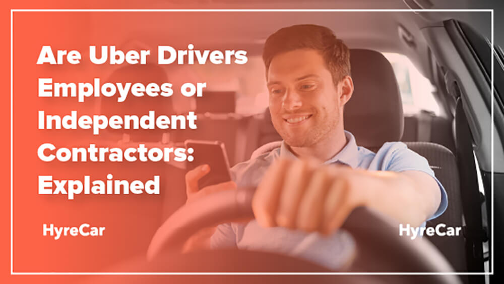 are Uber drivers independent contractors