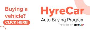 HyreCar auto buying progeram