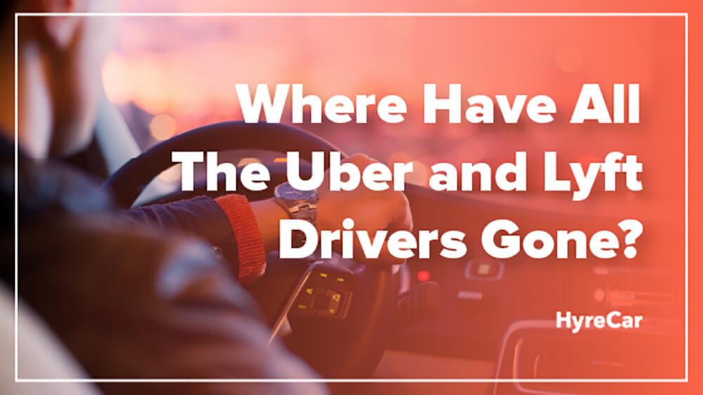 what happened to Uber and Lyft drivers