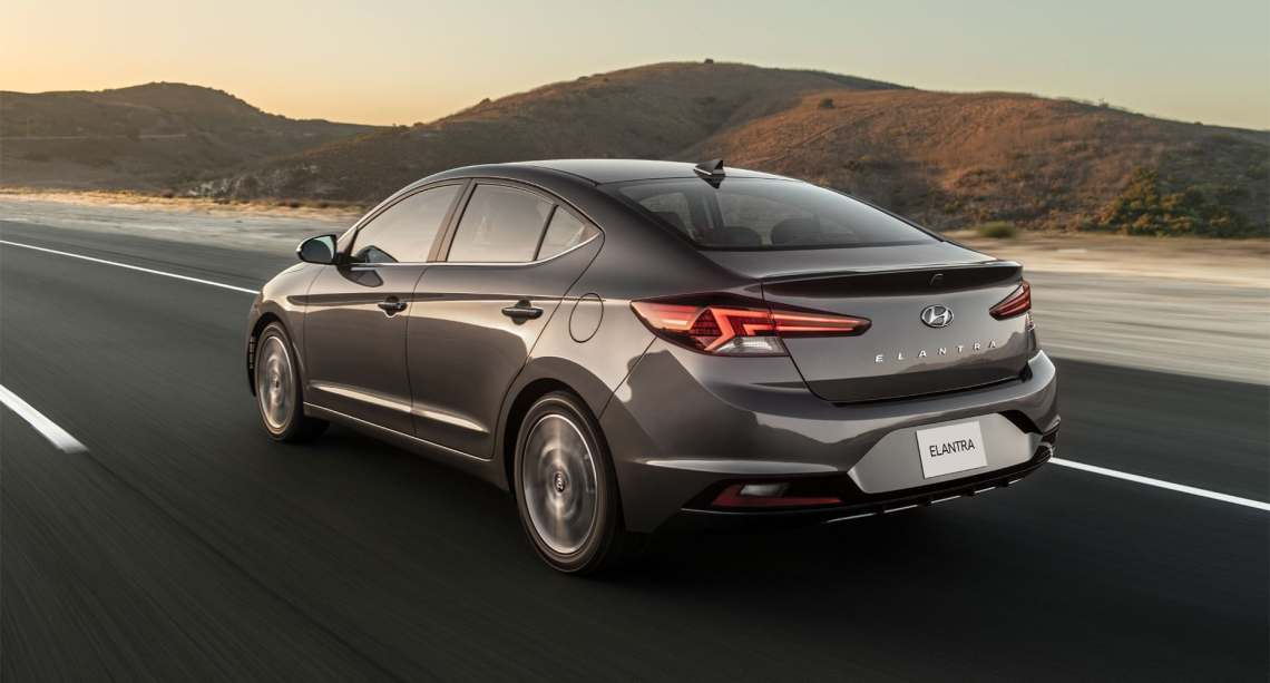 2019 elantra | redesigned for 2019 - best small compact car in