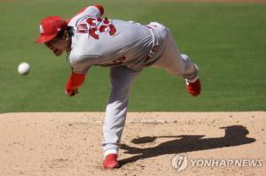'빅 리그 복귀 임박'김광현, 두 번째 시뮬레이션 게임… 5 이닝 6K